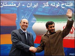 Armenia Iran
