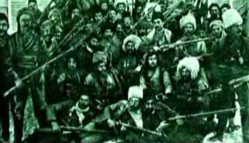 Armenian Genocide ArmenianARFRebels.jpg
