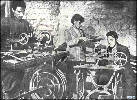 Armenian Genocide ArmenianCaveWeaponFactory.jpg