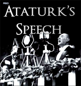 Ataturk's Speech