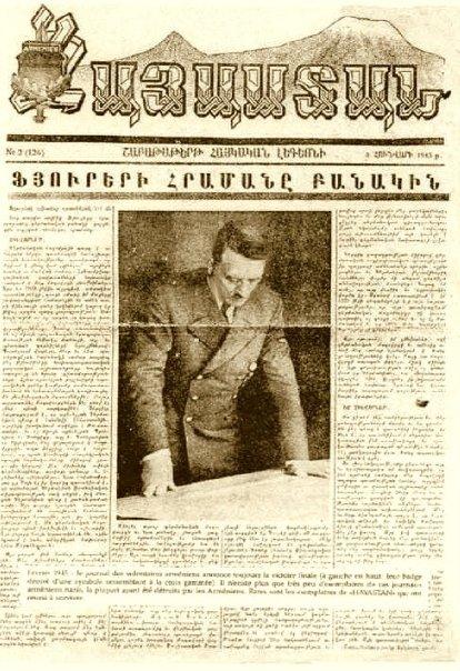 Hitler Armenia