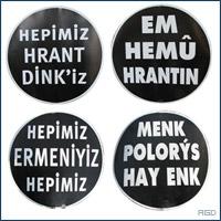 Hrant Dink Protest